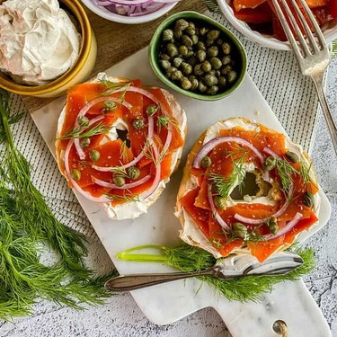 Vegan Smoked Salmon Recipe | SideChef