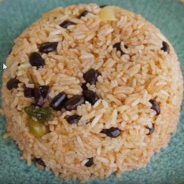 Dominican Rice and Beans - Moro de Habichuela Negras Recipe | SideChef
