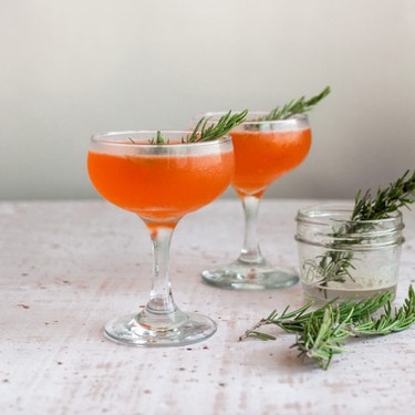 Aperol Cocktail with Mezcal and Honey Simple Recipe | SideChef