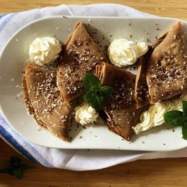 Vegan Chestnut Crepes Recipe | SideChef