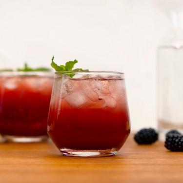3-Ingredient Blackberry Cooler Recipe | SideChef
