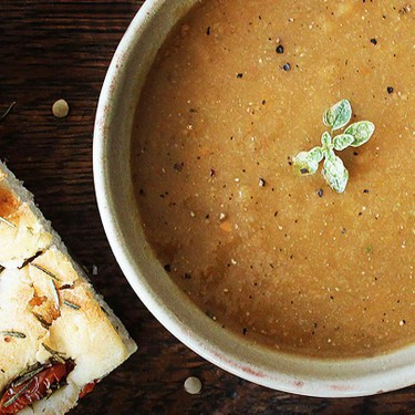 Carrot and Lentils Soup Recipe | SideChef