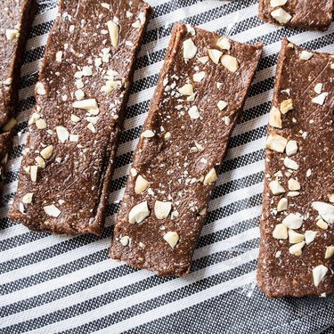 Sugar-Free Chocolate Peanut Butter Lara Bars Recipe   SideChef