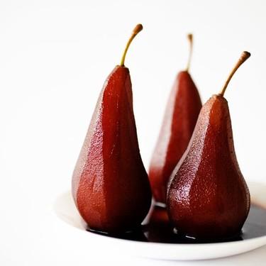 Dutch Poached Pears Recipe   SideChef