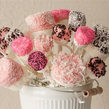 Valentine Marshmallow Pops Recipe | SideChef