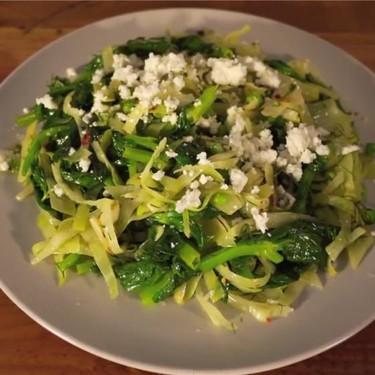 Classy Greens Recipe | SideChef