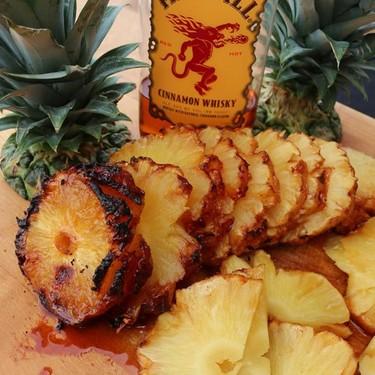 Fireball Pineapple Recipe   SideChef