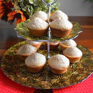 Rose Cardamom Muffins Recipe | SideChef