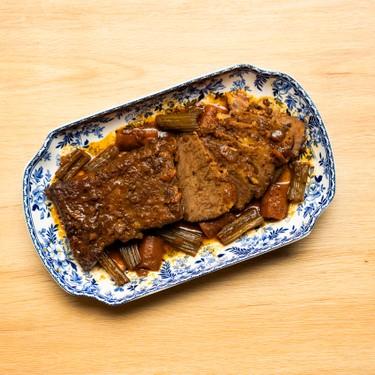 One Pan Brisket Recipe   SideChef