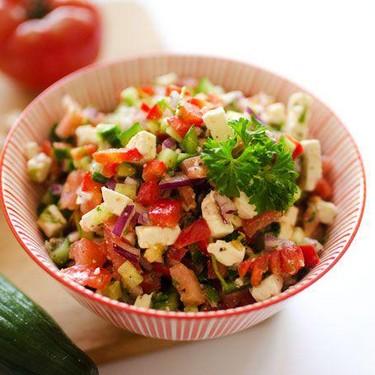 Summer Veggie Salad Recipe   SideChef