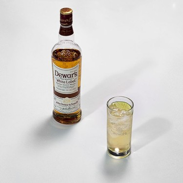 Whiskey and Ginger Ale Recipe   SideChef