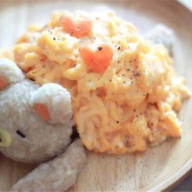 Perfect Scrambled Eggs with Rilakkuma Recipe | SideChef