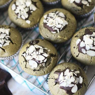 Matcha Muffins Recipe | SideChef