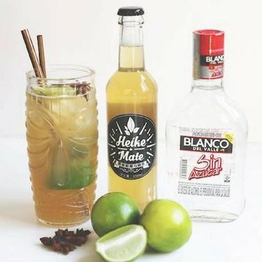 Aguamate Cocktail Recipe   SideChef