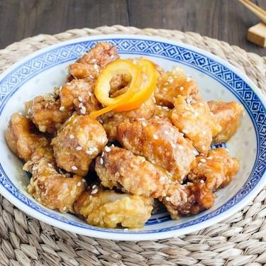 Chinese Orange Chicken Recipe   SideChef