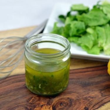 Lemon Herb Dressing Recipe   SideChef