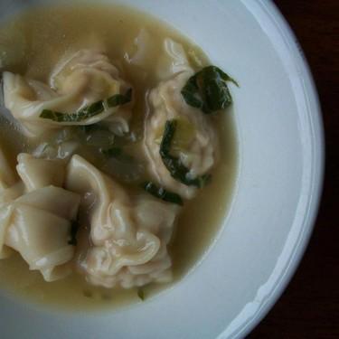 Wonton Soup and Chicken Fried Rice Recipe | SideChef