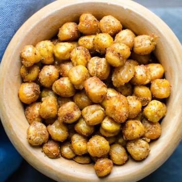 Crispy Spiced Chick Peas Recipe | SideChef