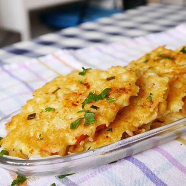 Spanish Chorizo and Feta Cheese Rice Cake Recipe   SideChef