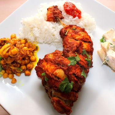 Han's Delicious Tandoori Chicken Recipe | SideChef