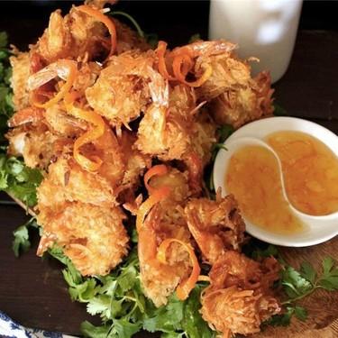 Coconut Fried Shrimp with Orange Marmalade Recipe | SideChef