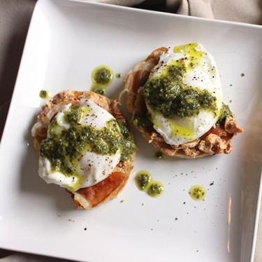Mediterranean Poached Egg on Toast Recipe | SideChef