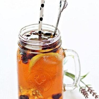 Lavender Fruit Iced Tea Recipe   SideChef