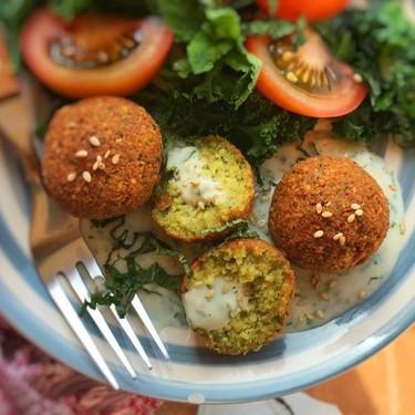 Homemade Falafel Recipe   SideChef