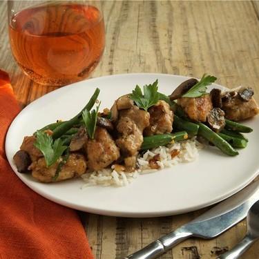 Lemon and Herb Chicken Moscato Recipe | SideChef