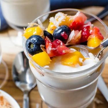 Tropical Coconut Rum Pudding Recipe   SideChef