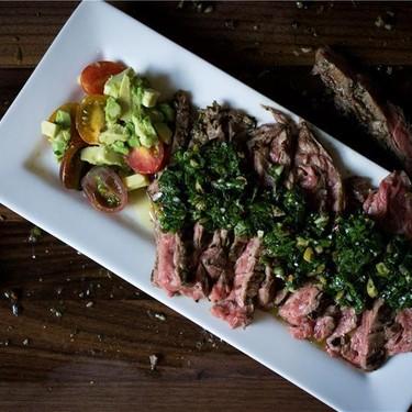 Chimi-Verde Steak Recipe | SideChef