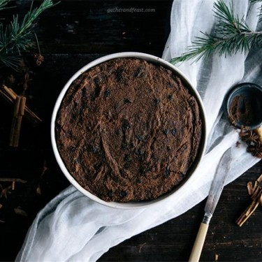Quick & Healthy Christmas Pudding Recipe | SideChef
