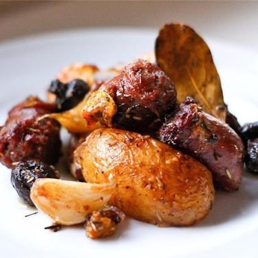 Baked Italian Sausage and Potatoes Recipe   SideChef