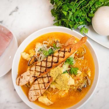 Saffron Fennel Seafood Stew Recipe | SideChef