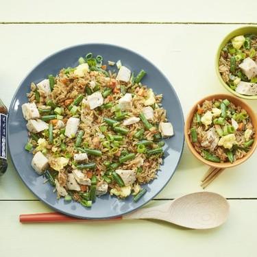 Teriyaki Chicken Fried Rice Recipe | SideChef