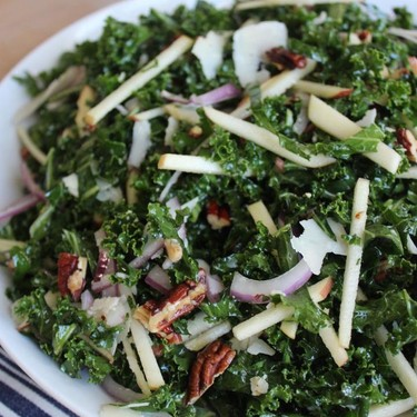 Kale and Apple Slaw Recipe | SideChef