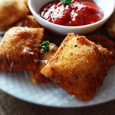 Crispy Ravioli Recipe   SideChef