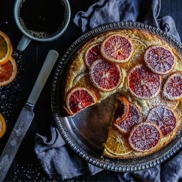 Blood Orange Ricotta Cake Recipe | SideChef