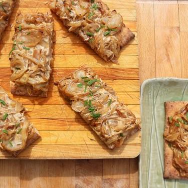 Schwäbischer Zwiebelkuchen Recipe | SideChef