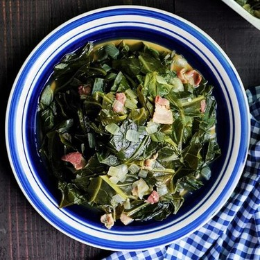 Southern Collard Greens Recipe | SideChef
