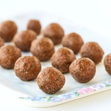 Nutella & Peanut Butter Energy Balls Recipe   SideChef