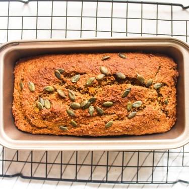 Vegan Oatmeal Banana Pumpkin Bread Recipe   SideChef
