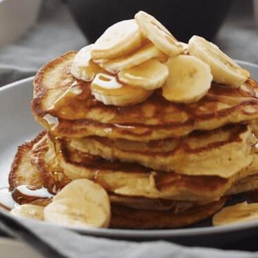 Classic Banana Pancakes Recipe | SideChef
