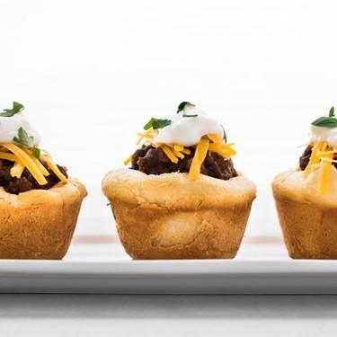 Buttermilk Biscuit Chili Cups Recipe | SideChef
