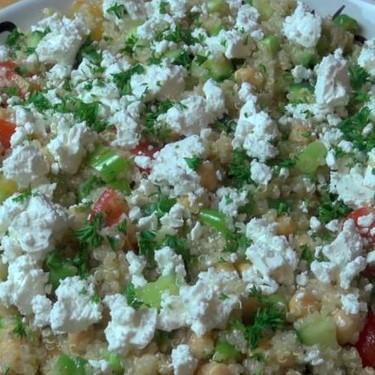 Easy Quinoa Salad Recipe | SideChef