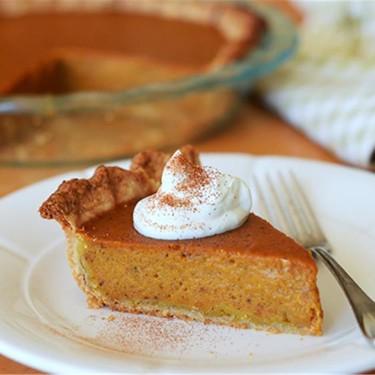 Perfect Pumpkin Pie Recipe   SideChef