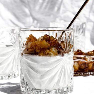 Coconut Panna Cotta with Caramalized Saba Bananas and Jackfruit Recipe   SideChef