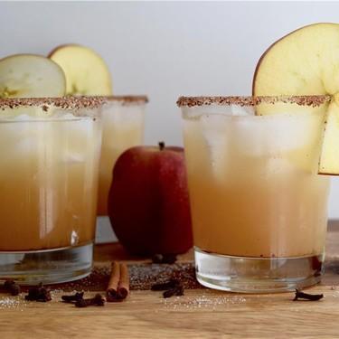 Mezcal Apple Cider Margaritas Recipe | SideChef