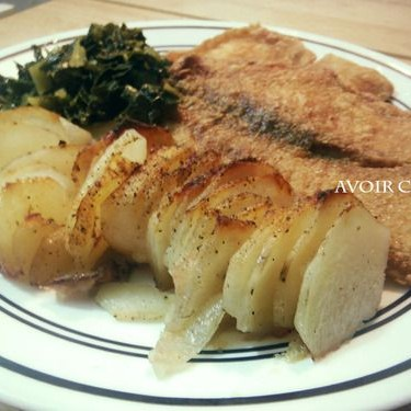 Crispy Potato Tian Recipe   SideChef