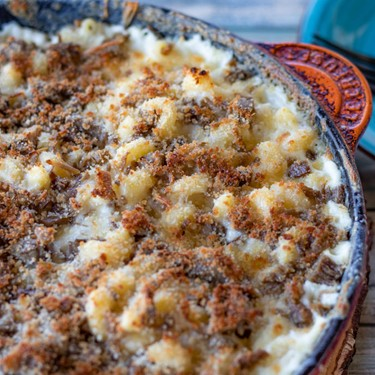 Pulled Pork Mac and Cheese Recipe | SideChef